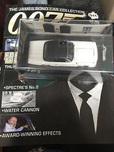 1:43 James Bond Car Collection Ford Thunderbird (Thunderball)
