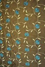 Flowers & Plants Viscose Craft Fabrics