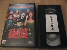 SCARY MOVIE VHS FRENCH ANNA FARIS REGINA HALL CARMEN ELECTRA MARLON SHAWN WAYANS
