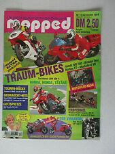 Mopped, Die etwas andere Motorrad-Zeitschrift, Heft 12/1994,..... I Zustand gut