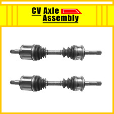 Front Pair CV Axle 2 PCS For 1995-2000 TOYOTA TACOMA (With Manual Hubs,DLX)