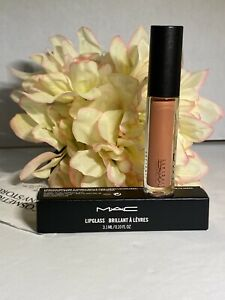 MAC  Lipglass  - 342 Elemental Forces - NEW IN BOX - FULL SIZE LIP Color GLOSS