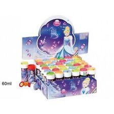 Lot de 10 FLACONS BULLE DE SAVON BULLES 60 ML PRINCESSES CODE 41050330