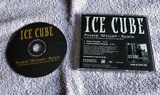 Ice Cube - Pushin Weight Remix - 1998 US Promo CD - War & Peace Mack 10