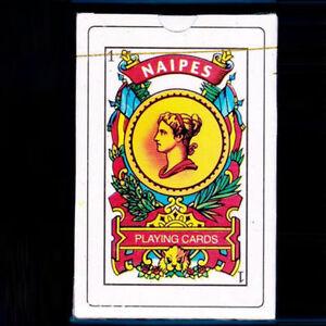 NAIPES BARAJA ESPANOLA SPANISH PLAYING CARDS DECK ESPANOLAS NEW
