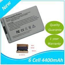 """Batterie pour Apple PowerBook G4 15"""" 661-2927 A1045 A1078 A1148 E68043 M9325J/A"""