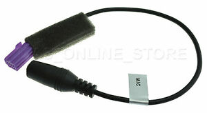 CLARION NX-500 NX500 NX501 NX-501 MICROPHONE INPUT CABLE *PAY TODAY SHIPS TODAY*