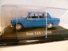 SEAT 125 TURQUOISE de 1968 ~  NEUF