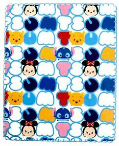Disney Tsum Tsum Super Soft Travel Blanket Featuring Baby Characters 40 in X 50