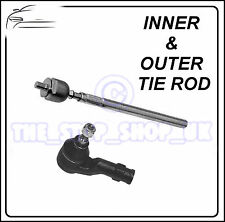 VW Caddy I Golf I PS ONLY Inner & Outer Tie Rod End Steering Track Rod