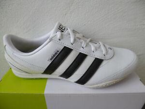 Adidas Chaussures de Sport Baskets Loisir Chaussures Basses Blanc