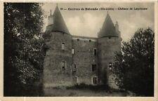 CPA  Environs de Brioude (Hte-Loire) - Cháteau de Lespinasse  (585656)
