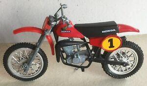 Polistil Moto cross cod MS 645 Honda 500 RCM n° 1 éch 1/12ème