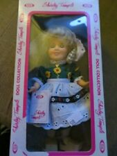 "8"" Ideal Shirley Temple Dutch girl - in box"