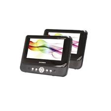 "Sylvania SDVD8737 7"" 20 Hz Dual-Screen Car DVD Player"