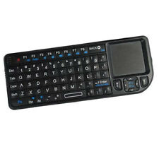 Astone R2 3-in-1 Mini wireless Keyboard with Touchpad Backlight PC smart TV HTPC