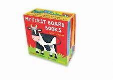 My First Board Books (Mini Libraries), New Books