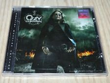 Ozzy Osbourne Black Rain RUSSIAN Import NEW SEALED CD 2007 Sony BMG Russia Rare