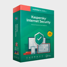 Kaspersky Internet Security 2021 Antivirus 1 PC Device 1 Year - Global License