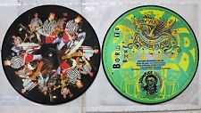 "Bovver Wonderland ‎– Born To Booze 10"" Picture Disc Scumfuck ‎– SM028"