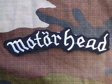 ECUSSON PATCH toppa aufnaher THERMOCOLLANT MOTORHEAD bandeau rock /14.6 x 3.5cm