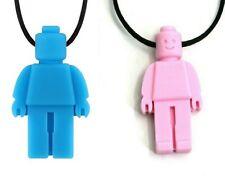 Chewelry Sensory Chew Necklace Autism ASD ADHD Chews Stim SEN Chewy Tube Toy