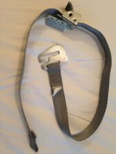 Britax Boulevard 70 CS Car Seat Harness Strap with Rear Metal Splitter Gray