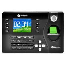 A-C081 Timbracartellini Marcatempo Impronte Digitali Badge Biometrico USB