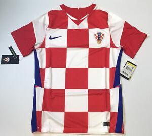 Croatia Home Jersey 2020 Euros Nike S-L NWT