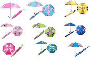 Film Character And Disney Tv Kids Umbrella