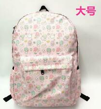 "little twin stars 17"" backpack shoulder bag laptop school bags unisex anime new"