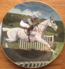 ROYAL DOULTON DESERT ORCHID LARGE PLATE COLLECTOR'S GALLERY LIMITED EDITION