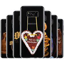 Dessana Oktoberfest Munich Silicone Protective Cover Phone for Samsung Galaxy