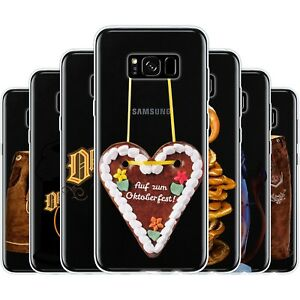 Dessana Oktoberfest Munich Silicone Protective Cover Phone for Samsung Galaxy