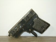 Old Toy Tinplate Gun - Made in England *42481