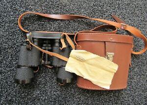 Vintage Swarovski - Optik Tirol Habicht 10 x 40 Binoculars & Leather Case