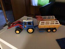 Playmobil, Traktor/ Trecker mit Anhänger