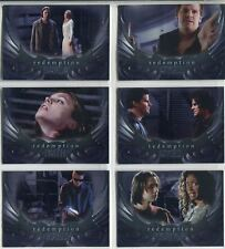 Angel Season 4 Complete Redemption Chase Card Set R1-6