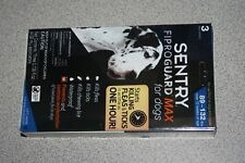 Sentry FiproGuard Max Dogs 89-132lbs 3 Doses Pack Fipro Guard  NEW