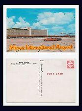 FLORIDA MIAMI INTERNATIONAL AIRPORT CHEVROLETS IN HOTEL PARKING LOT CIRCA 1959
