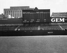 1937 OLD YANKEE STADIUM SCOREBOARD Glossy 8x10 Photo New York Print Poster