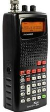 Whistler Handheld Analog Police Scanner Portable 200 Channel Fire Weather WS1010