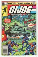 G.I. Joe #5 (Marvel 1982) Real American Hero - Larry Hama & Don Perlin