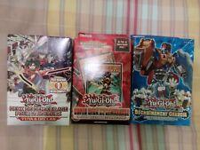 Lot de 3 Deck de cartes YUGIOH - NEUF VF