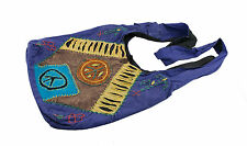 SAC ETHNIQUE A MAIN BESACE BANDOULIERE HIPPIE BABA COOL CREATION ARTISANAL 5164