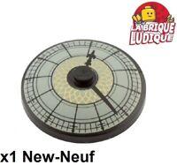 2x Dish disque radar 4x4 marron//reddish brown 3960 NEUF Lego