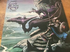 Lord of the rings - Soundtrack LP Various artists - Charisma Records 1972 EX