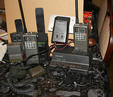 2 Kenwood TR-2500 2 Meter HTs, Ham/Amateur Radio, plus lots of accessories