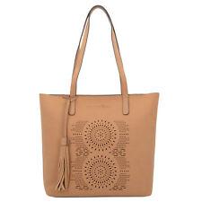 Tom Tailor Denim Nina Shopper Bag Handbag Ladies 30cm (camel)