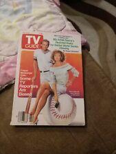 TV Guide October 15-211988 -Bull Durham Kevin Costner  Susan Sarandon